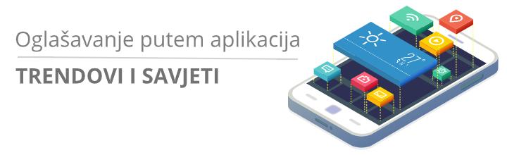 Oglašavanje u mobilnim aplikacijama