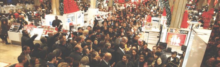 Strategija digitalnog marketinga za Black Friday 101