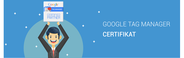 Arbona je postala certificirani partner za Google Tag Manager!