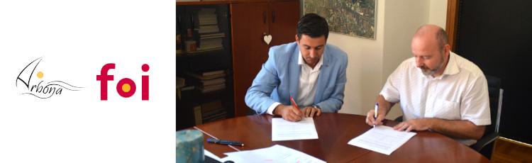 Arbona i FOI postali strateški partneri