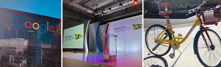 Arbona u Googleplexu i na Googleovom Partner Summitu u Kaliforniji