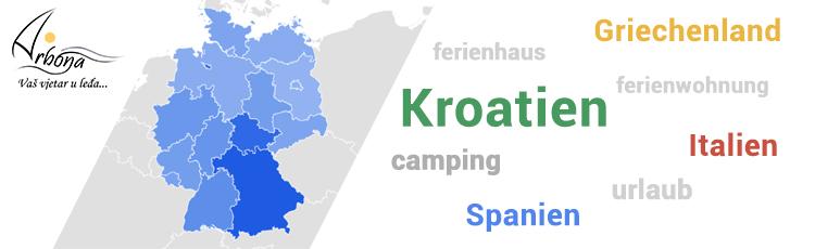 Nijemci pokazali veći interes za odmor u Hrvatskoj u odnosu na konkurentske zemlje!