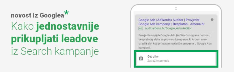 Google potiho uvodi novu Ads ekstenziju