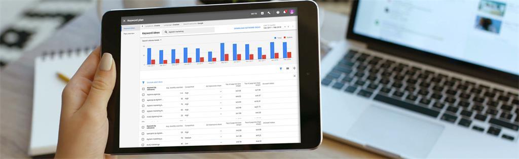 Što nam donosi novi Google Keyword Planner?