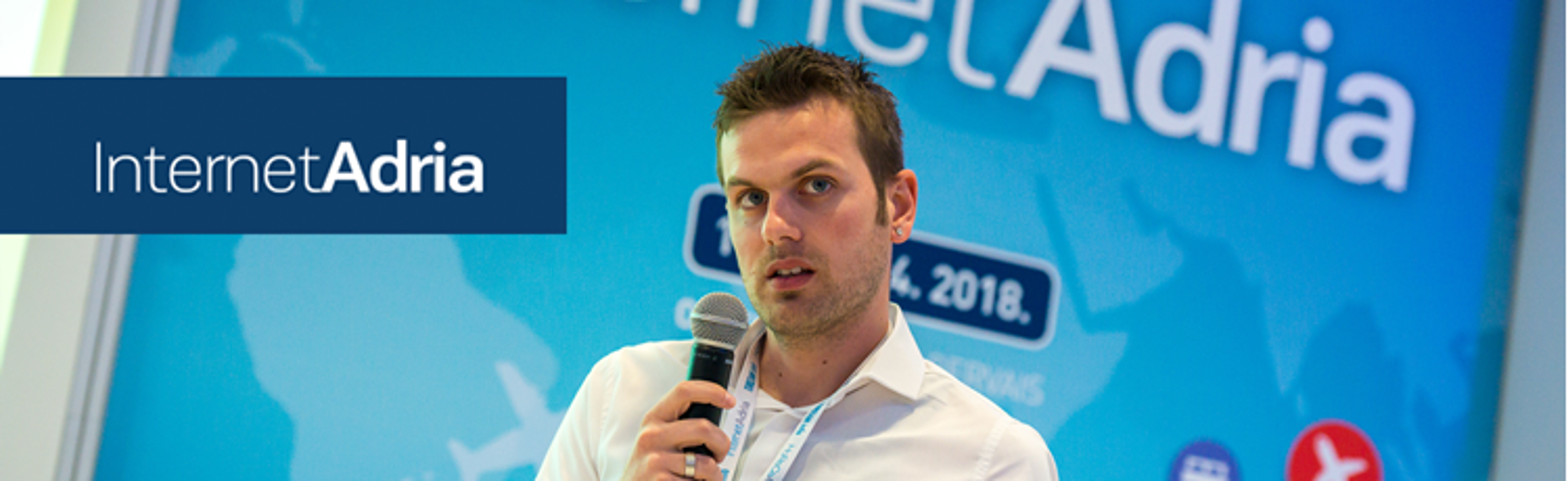 Naš Andrej Tonković na Internet Adria konferenciji: Kratki review