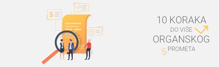 SEO audit: 10 koraka do bolje Google pozicije