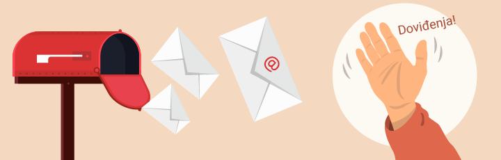 Suočavate se s velikim brojem odjava s newsletter liste? Saznajte kako ih smanjiti