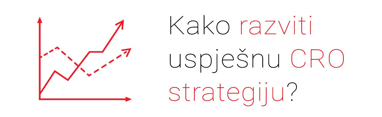 Kako razviti uspješnu CRO strategiju?