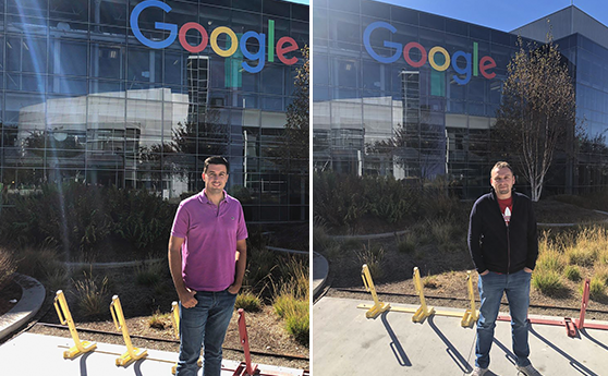 Googleplex i Arbona