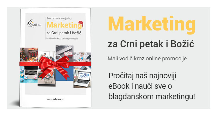 Marketing za bozic i crni petak