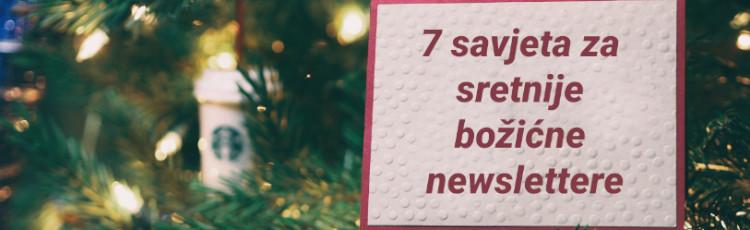 7 savjeta za sretnije božićne newslettere