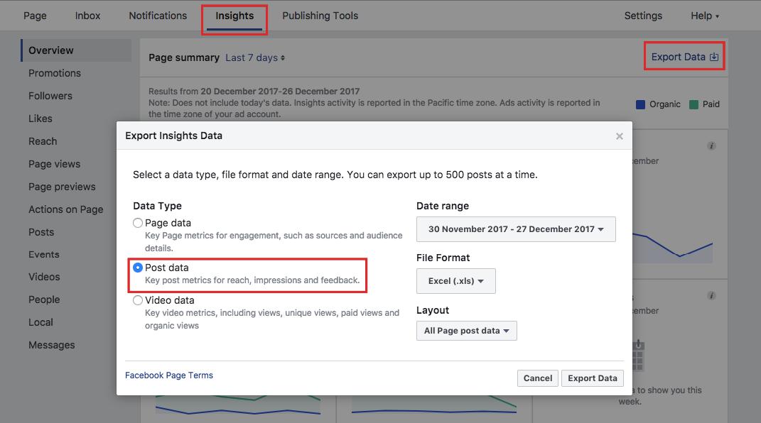 Arbona 7 Facebook metrika - Fan reach