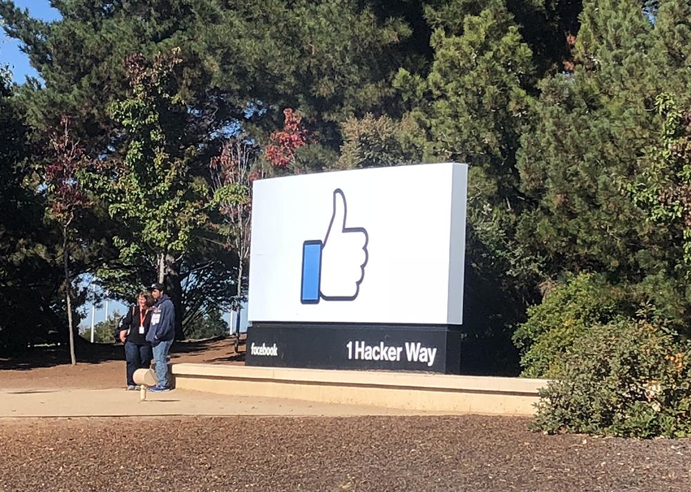 Facebook Campus i Arbona