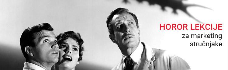 Što marketinški stručnjaci mogu naučiti iz horor filmova?