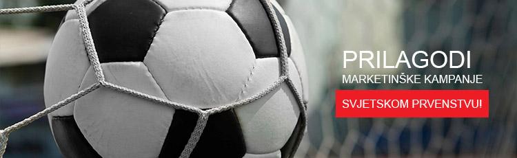Iskoristite nogometno prvenstvo za najbolji digitalni marketing! Zabijte gol i budite pobjednik!