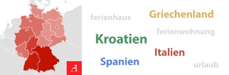 Nijemci više traže na Google-u Hrvatsku od Španjolske, Italije i Grčke