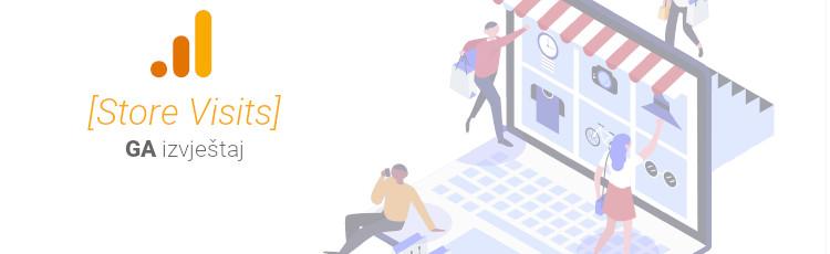 Kako znati da li korisnici koji kliknu na oglas stvarno posjete vašu trgovinu