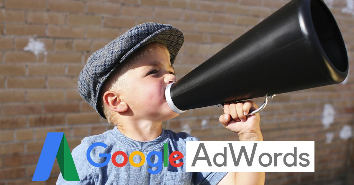 Google AdWords oglašavanje bez web stranice