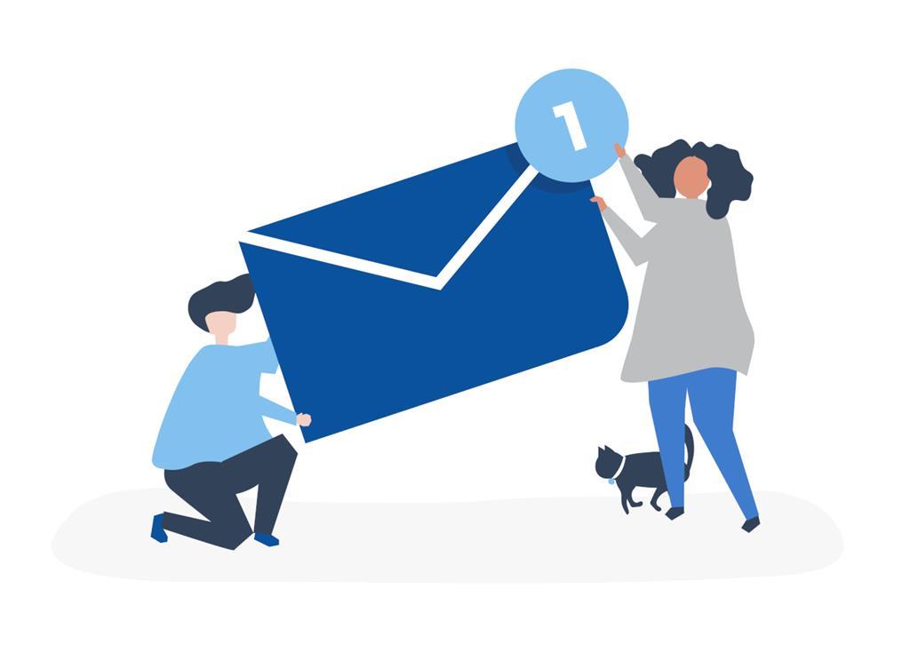 kako pisati dobre e-poruke putem interneta